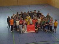 P-Seminar Sport veranstaltet Basketballturnier für die 6. Klassen – 6e knapper Sieger vor 6d